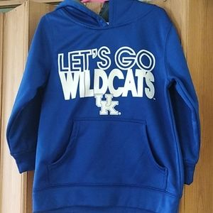 Boy's Russell University of Kentucky hoodie
